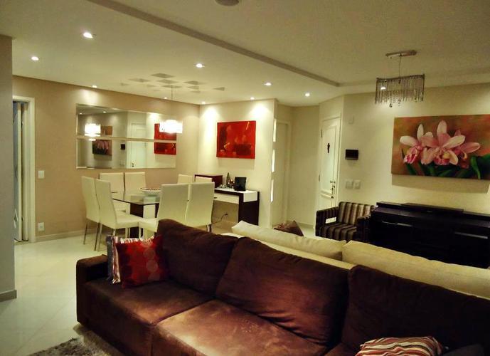 Apartamento em Tatuapé/SP de 126m² 3 quartos a venda por R$ 1.050.000,00