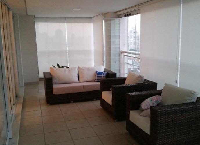 Apartamento em Tatuapé/SP de 224m² 3 quartos a venda por R$ 1.900.000,00