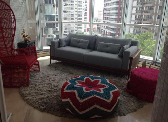 Apartamento em Anália Franco/SP de 335m² 4 quartos a venda por R$ 3.390.000,00