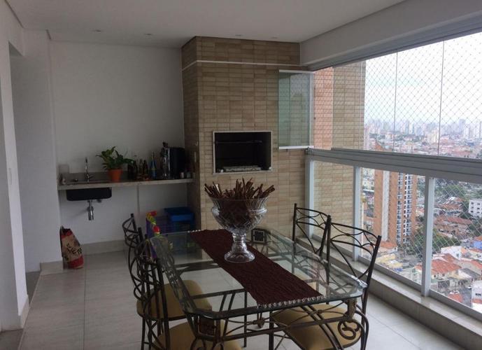 Apartamento em Anália Franco/SP de 142m² 3 quartos a venda por R$ 1.450.000,00