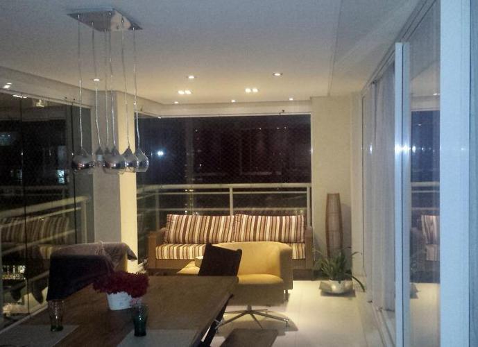 Apartamento em Tatuapé/SP de 224m² 3 quartos a venda por R$ 2.200.000,00