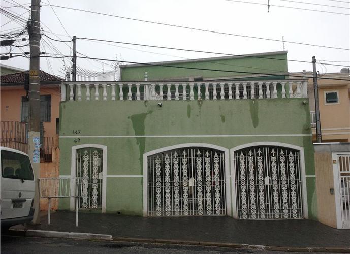 Sobrado em Vila Matilde/SP de 274m² 5 quartos a venda por R$ 650.000,00