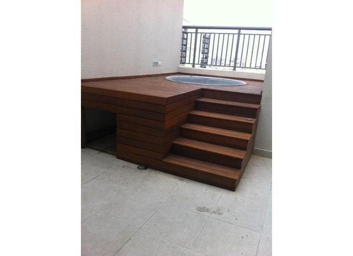 Cobertura em Parque Da Vila Prudente/SP de 109m² 3 quartos a venda por R$ 890.000,00
