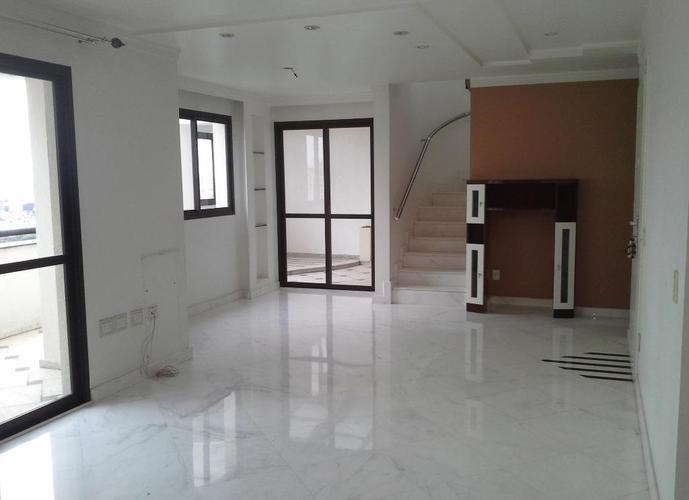Cobertura em Jardim Anália Franco/SP de 270m² 3 quartos a venda por R$ 1.950.000,00