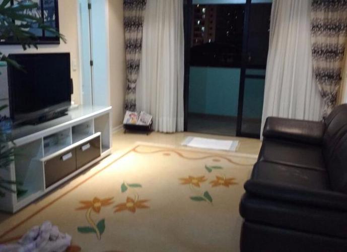 Apartamento em Tatuapé/SP de 128m² 3 quartos a venda por R$ 690.000,00