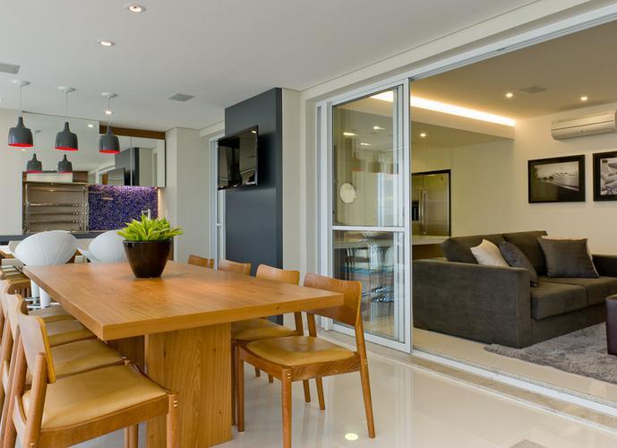 Apartamento em Vila Regente Feijó/SP de 140m² 3 quartos a venda por R$ 1.300.000,00