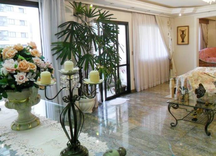 Apartamento em Tatuapé/SP de 200m² 3 quartos a venda por R$ 1.190.000,00