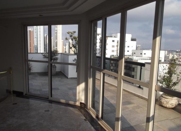 Cobertura em Anália Franco/SP de 400m² 4 quartos a venda por R$ 1.400.000,00