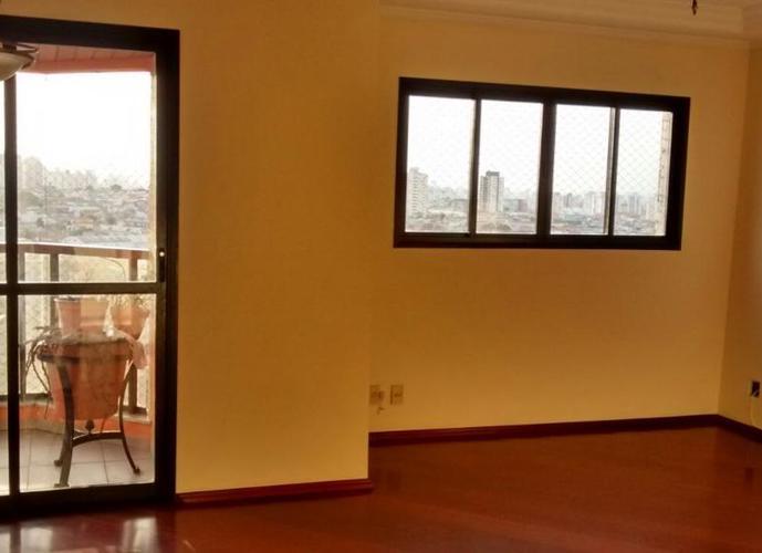 Apartamento em Tatuapé/SP de 129m² 3 quartos a venda por R$ 650.001,00