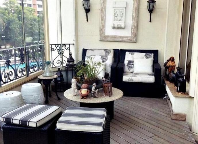 Apartamento em Tatuapé/SP de 335m² 4 quartos a venda por R$ 2.500.000,00
