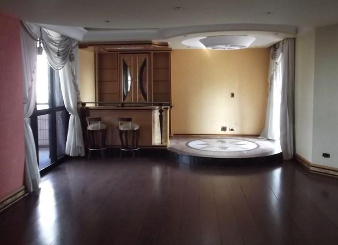 Apartamento em Jardim Anália Franco/SP de 394m² 4 quartos a venda por R$ 3.000.000,00