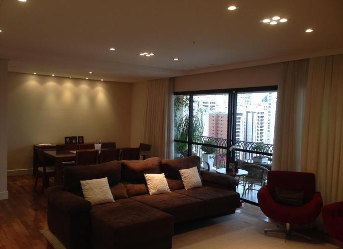 Apartamento em Tatuapé/SP de 195m² 3 quartos a venda por R$ 1.600.000,00