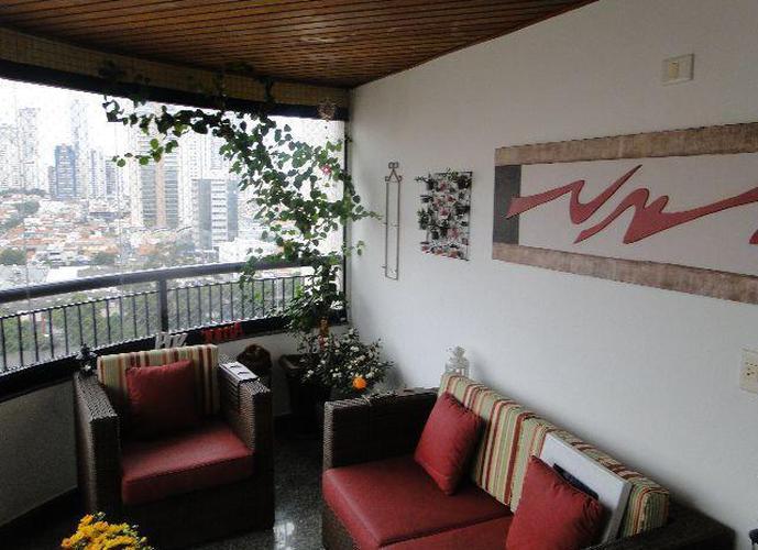 Apartamento em Tatuapé/SP de 125m² 3 quartos a venda por R$ 860.000,00