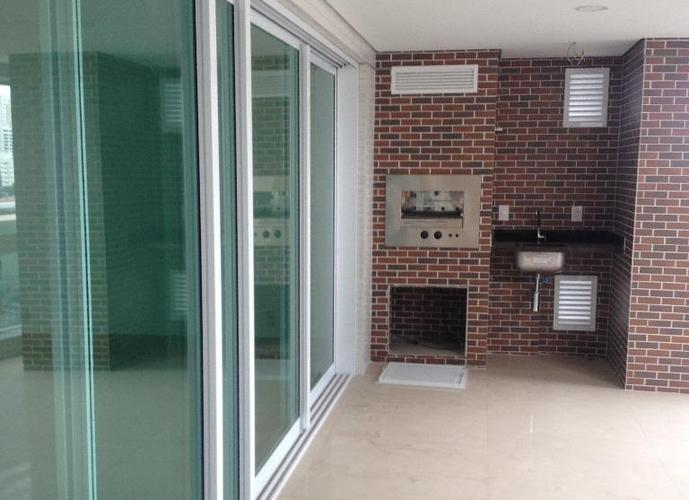 Apartamento em Tatuapé/SP de 172m² 4 quartos a venda por R$ 2.100.000,00