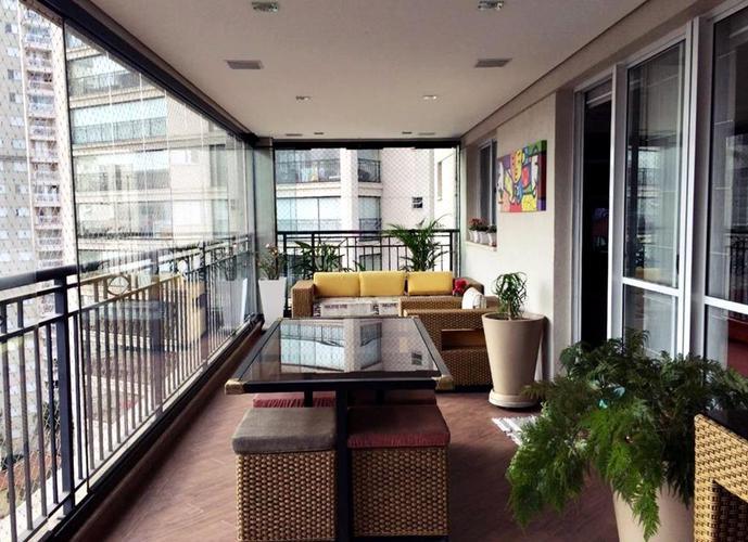 Apartamento em Tatuapé/SP de 165m² 3 quartos a venda por R$ 1.450.000,00