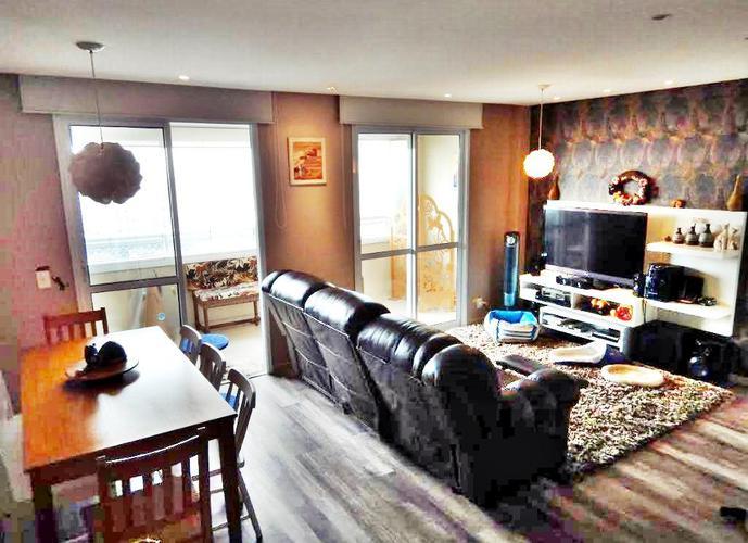 Apartamento em Tatuapé/SP de 80m² 2 quartos a venda por R$ 600.000,00