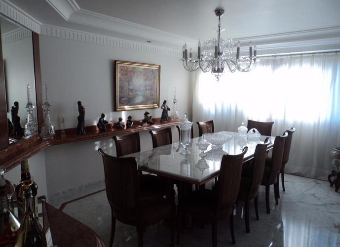 Apartamento em Jardim Anália Franco/SP de 375m² 4 quartos a venda por R$ 2.490.000,00