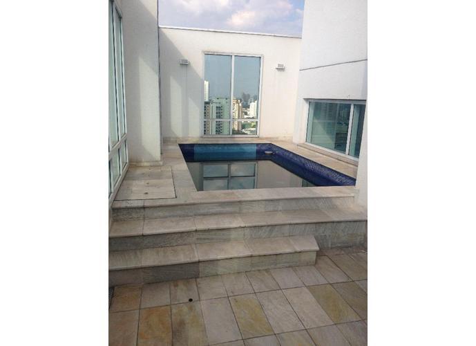 Cobertura em Jardim Anália Franco/SP de 310m² 3 quartos a venda por R$ 2.599.000,00