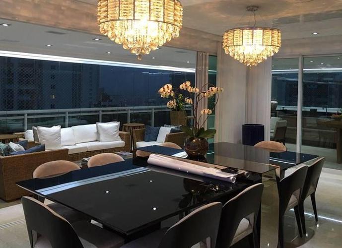 Apartamento em Anália Franco/SP de 328m² 4 quartos a venda por R$ 5.200.001,00