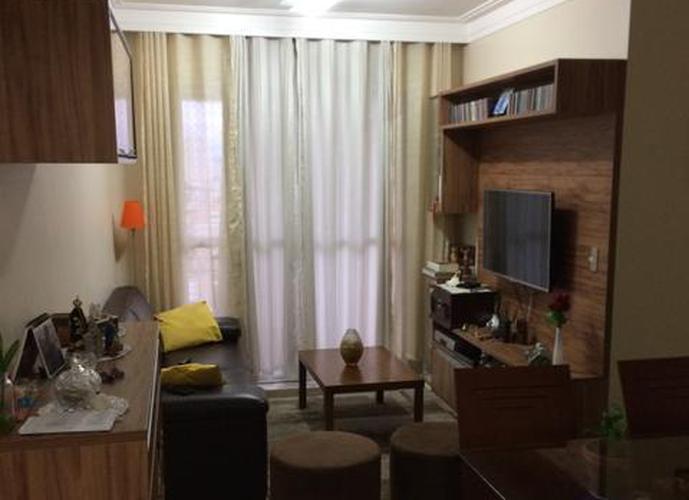 Apartamento em Água Rasa/SP de 75m² 3 quartos a venda por R$ 598.000,00