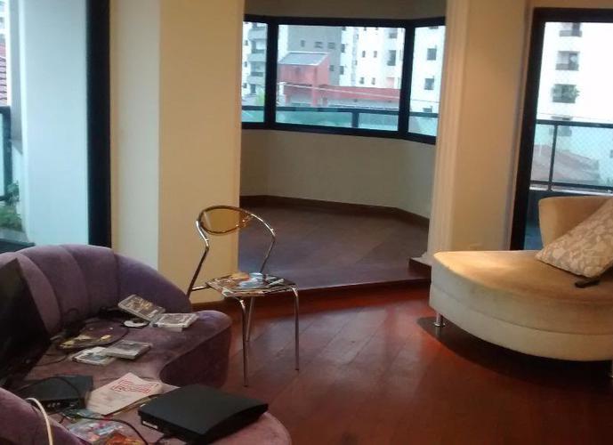 Apartamento em Anália Franco/SP de 214m² 4 quartos a venda por R$ 1.000.000,00
