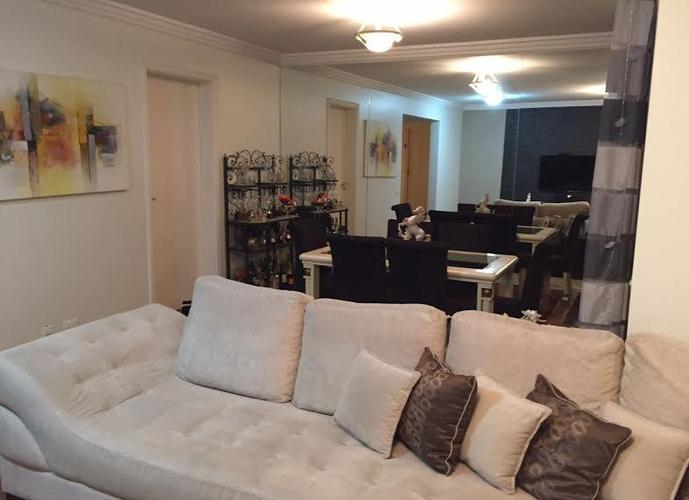 Apartamento em Jardim Anália Franco/SP de 140m² 3 quartos a venda por R$ 1.050.000,00