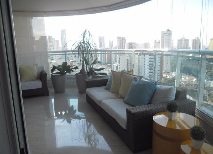 Apartamento em Jardim Anália Franco/SP de 222m² 4 quartos a venda por R$ 3.280.000,00
