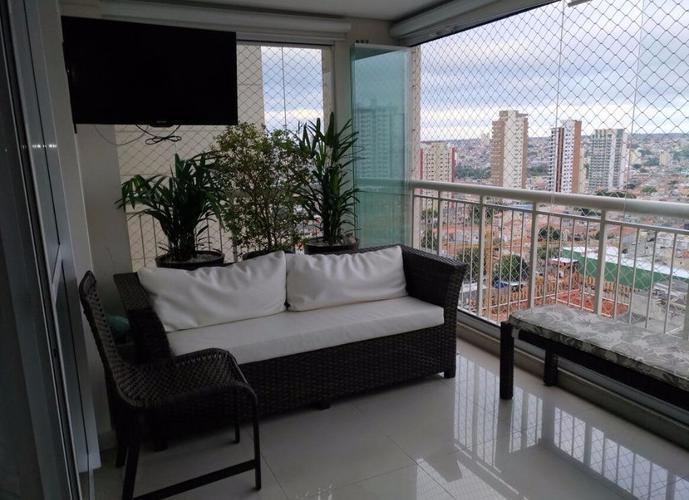 Apartamento em Vila Carrão/SP de 125m² 3 quartos a venda por R$ 1.200.000,00