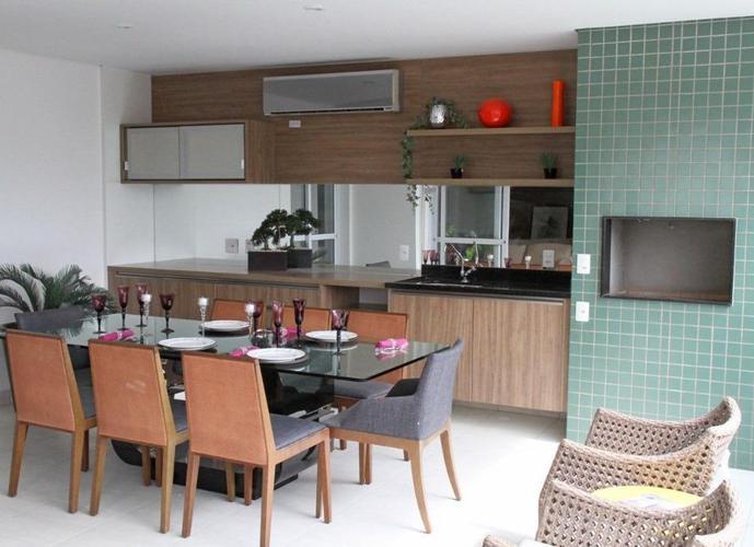 Apartamento em Tatuapé/SP de 165m² 3 quartos a venda por R$ 1.624.000,00