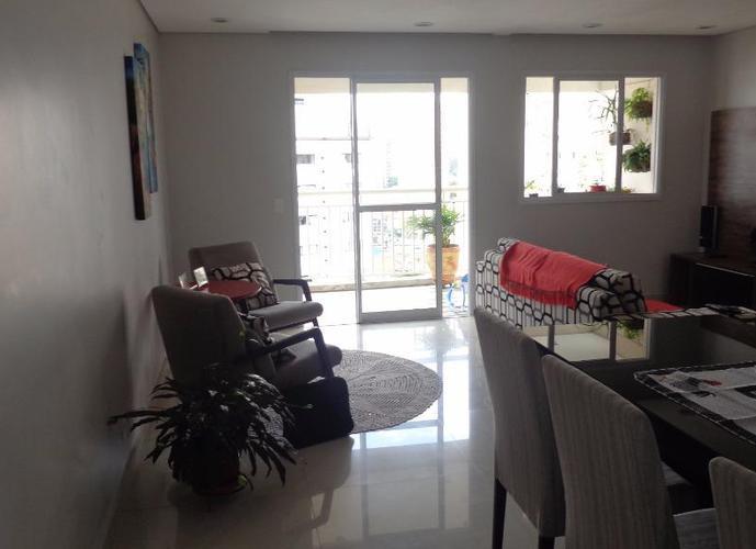 Apartamento em Tatuapé/SP de 80m² 3 quartos a venda por R$ 900.000,00