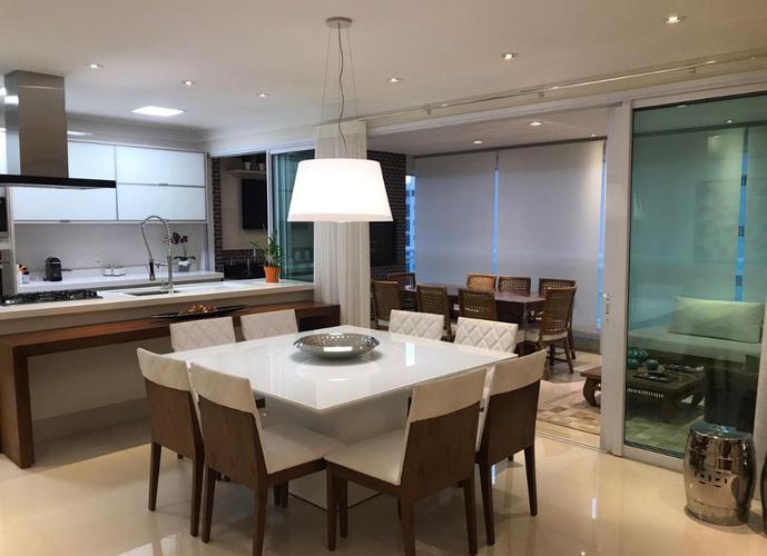 Apartamento em Tatuapé/SP de 171m² 3 quartos a venda por R$ 2.100.000,00