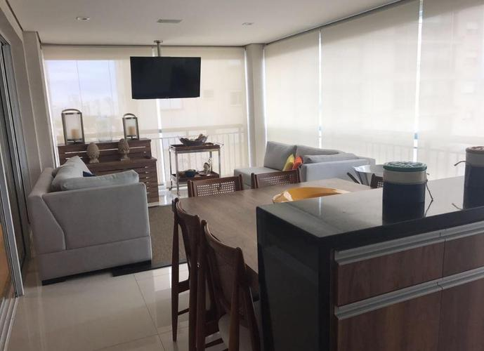 Apartamento em Anália Franco/SP de 192m² 4 quartos a venda por R$ 1.500.000,00
