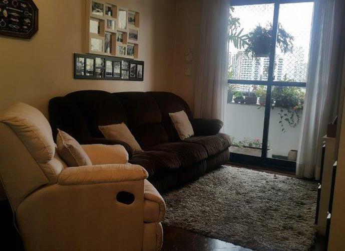 Apartamento em Tatuapé/SP de 83m² 3 quartos a venda por R$ 510.000,00