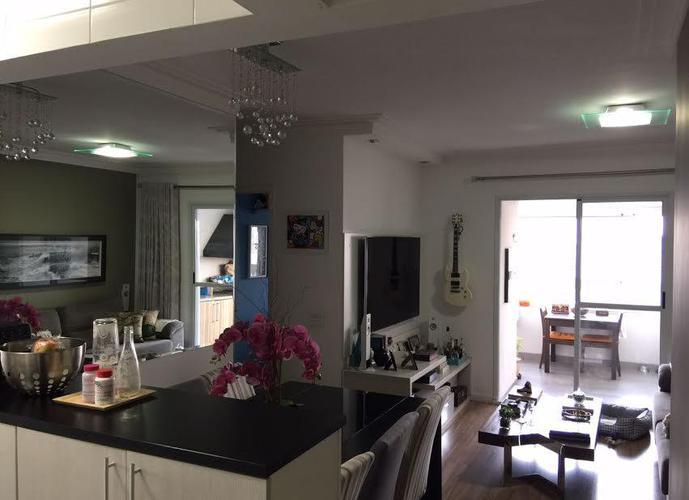 Apartamento em Mooca/SP de 74m² 3 quartos a venda por R$ 640.000,00