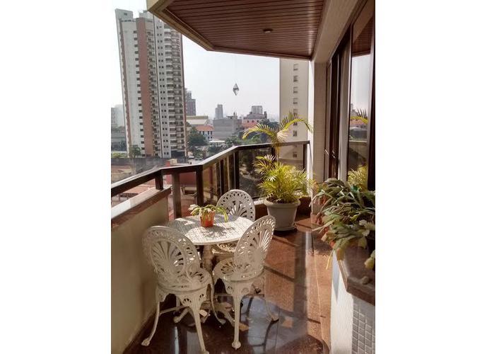 Apartamento em Tatuapé/SP de 190m² 4 quartos a venda por R$ 1.230.000,00