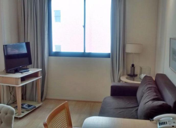 Flat em Jardim Paulista/SP de 33m² 1 quartos a venda por R$ 380.000,00