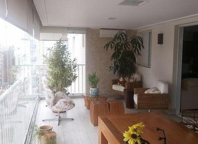 Apartamento em Tatuapé/SP de 137m² 2 quartos a venda por R$ 1.250.000,00