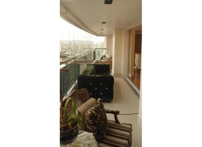 Apartamento em Tatuapé/SP de 234m² 3 quartos a venda por R$ 2.499.000,00