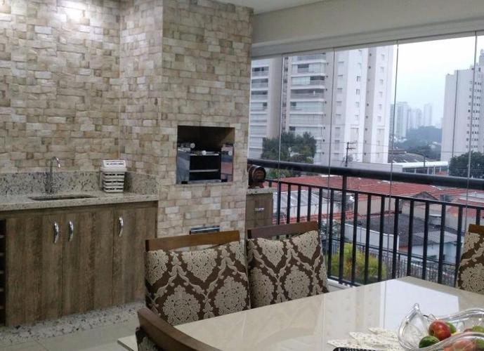 Apartamento em Anália Franco/SP de 100m² 3 quartos a venda por R$ 860.000,00