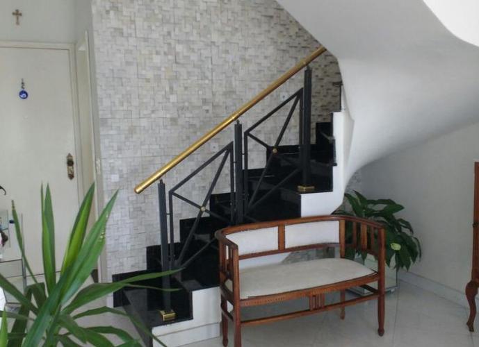 Cobertura em Tatuapé/SP de 169m² 3 quartos a venda por R$ 1.000.000,00