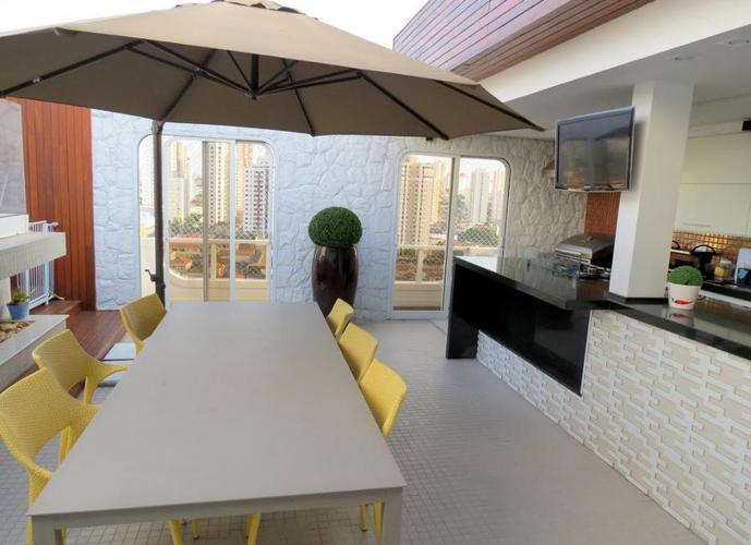 Cobertura em Anália Franco/SP de 500m² 4 quartos a venda por R$ 2.900.000,00