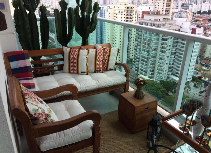 Apartamento em Tatuapé/SP de 62m² 2 quartos a venda por R$ 700.001,00