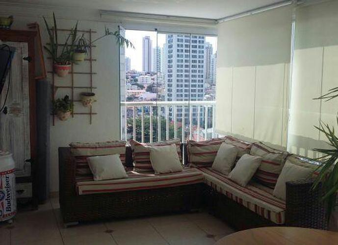 Apartamento em Água Rasa/SP de 137m² 3 quartos a venda por R$ 1.200.000,00