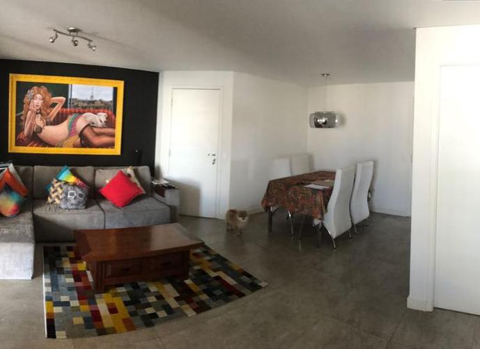 Apartamento em Tatuapé/SP de 122m² 3 quartos a venda por R$ 850.000,00