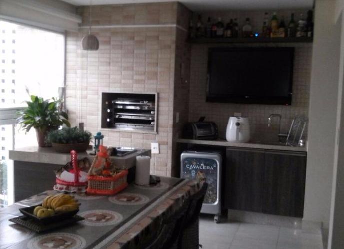 Apartamento em Anália Franco/SP de 141m² 4 quartos a venda por R$ 1.450.000,00