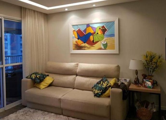 Apartamento em Tatuapé/SP de 92m² 3 quartos a venda por R$ 900.000,00