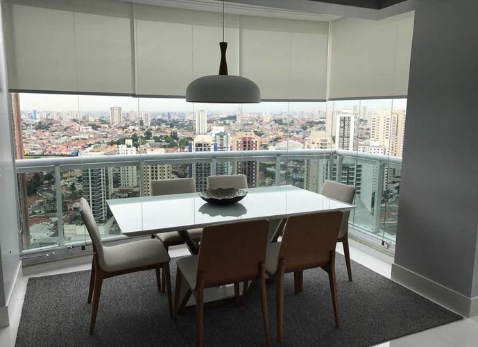 Cobertura em Anália Franco/SP de 310m² 3 quartos a venda por R$ 3.800.000,00
