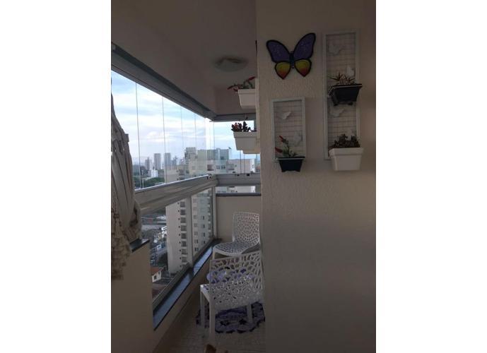 Apartamento em Tatuapé/SP de 68m² 2 quartos a venda por R$ 450.000,00