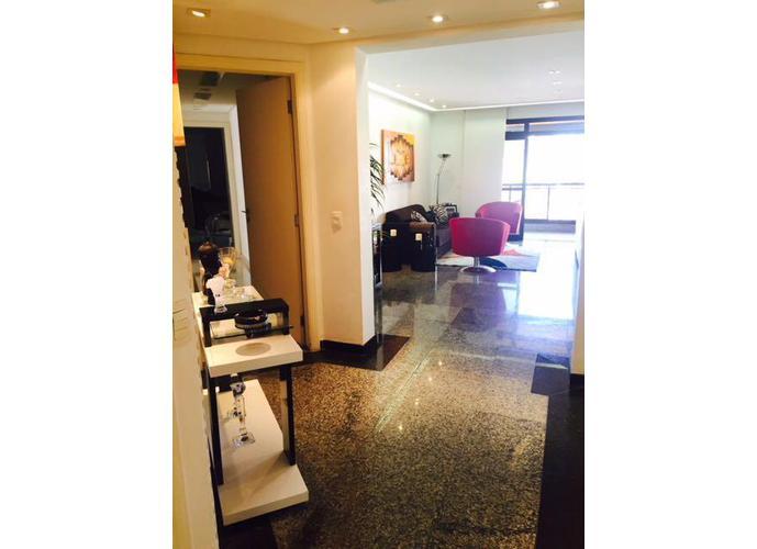 Apartamento em Vila Regente Feijó/SP de 167m² 3 quartos a venda por R$ 1.250.000,00