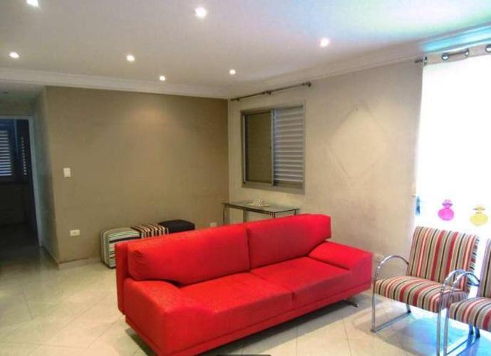 Apartamento em Jardim Anália Franco/SP de 80m² 1 quartos para locação R$ 2.100,00/mes